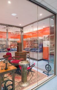 The newly refurbished Dental Museum [Photography by Lee McRae]